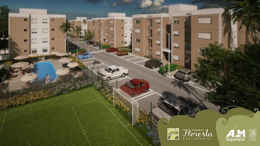 LANÇAMENTO -PARQUE FLORESTA RESIDENCIAL-R$110.000